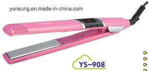 Professional Flat Iron Hair Straightener (YS-908) pictures & photos