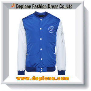 Custom Wholesale Plain Baseball Varsity Jackets