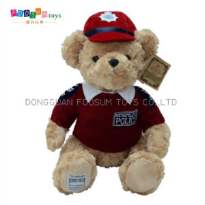 30cm Height Teddy Bear Plush Animal Toy Factory Wholesale
