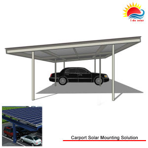 Prime Large Carport Photovoltaic System (GD913) pictures & photos