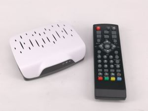 HD Mini H. 265 DVB-T2 Receiver with Scart pictures & photos