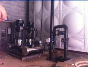 Variable Freq Constant Pressure Water Supply System pictures & photos