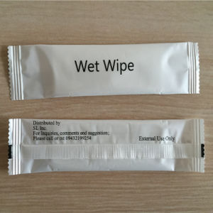 Skin Care Use and Non-Woven Material Intimate Wet Wipes pictures & photos
