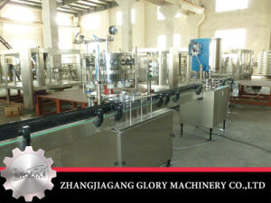 Plastic Can Filling Sealing Machine pictures & photos