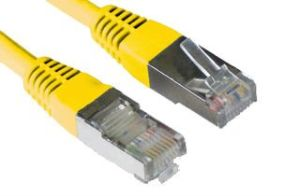 RoHS Certification FTP Cat5e Patchcord (3M customized) pictures & photos