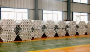 High Quality Extruded Round Bar Aluminium 5052 pictures & photos