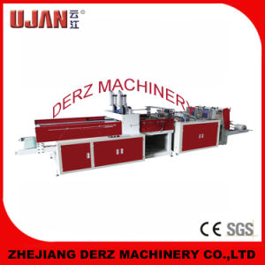 Full Automatic Medium Speed T-Shirt Bag Heat-Cutting Bag-Making Machine pictures & photos