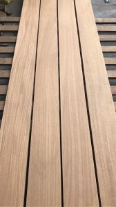 Water & Decay Resistant S4s African Teak Outdoor Wood Decking pictures & photos