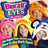 Bright Eyes Blanket by Snuggie Pink Kitten 01 pictures & photos