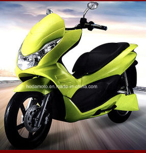 Powerful 3000W/5000W Electric Scooter Motorcycle pictures & photos
