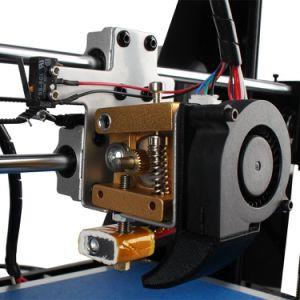 Ecubmaker Prusa I3 DIY 3D Printer Aluminum Frame Desktop Computer Fdm Printer Support PLA/ABS/Wood/HIPS/Flexible Filament pictures & photos