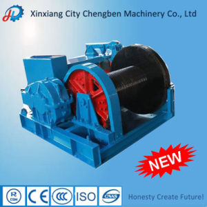 Jm Series Electric Wire Rope Winch for Lifting pictures & photos