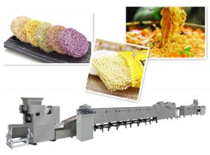 Africa Market Hot Sell Instant Noodle Making Machine pictures & photos