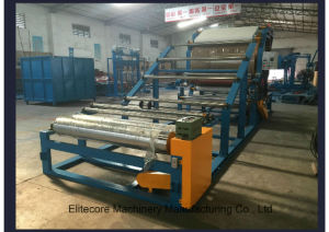 Foam + Non-Woven Fabric Lamination Machinery pictures & photos