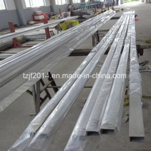 TP304 Seamless Stainless Steel Square Pipe pictures & photos