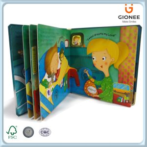Easy English Stories Hardcover Cartoon Book pictures & photos