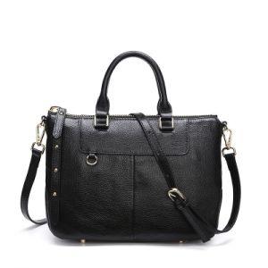 Top Leather Women Designer Handbag pictures & photos