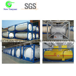 Ahf Cryogenic Container Tank with 21m3 Capacity pictures & photos