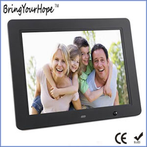 15 Inch Human Motion Sensor Digital Photo Frame (XH-DPF-150I) pictures & photos