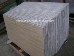 Natural Stone Honeycomb Panels Honeycomb Backed Stone Composite Panels pictures & photos