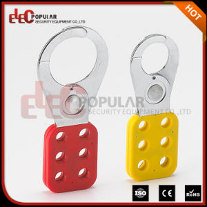 Loto Equipments, Safety Steel Vinyl Coated Lockout Hasp Without Hook pictures & photos