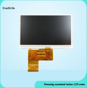 4.3 Inch TFT LCD Monitor with Resistive Touch Screen Display pictures & photos