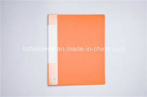 Cheap A4 Solid Color PP Clear Pockets Display Book pictures & photos