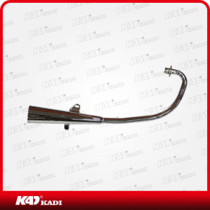 Motorcycle Part Motorcycle Muffler for Gn125 pictures & photos