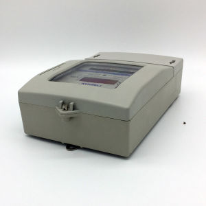 Dtsy-2D Three Phase Four Wire Prepaid Plastic Meter pictures & photos