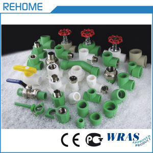 High Quality PPR Anti-Bacterial Piprs and Fittings with CE Certificate pictures & photos