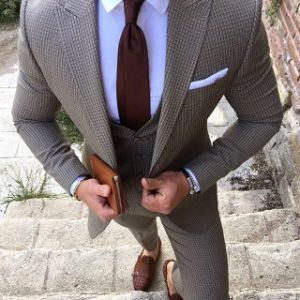 3 Piece Made to Measure Business Men Suit
