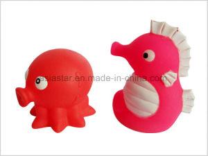 Vinyl Sea Animal Toy Squirt pictures & photos