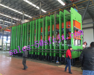 Conveyor Belt Making Machine, Rubber Conveyorbelt Vulcanizing Press pictures & photos