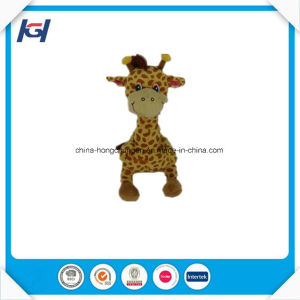 Soft New Arrival Wholesale Giraffe Plush Stuffed Toys pictures & photos
