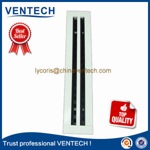 Air Ceiling Diffuser Aluminium HVAC Linear Slot Diffuser pictures & photos