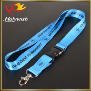 Hot Sale Sublimation Printing Lanyard with Snap Hook Customized pictures & photos
