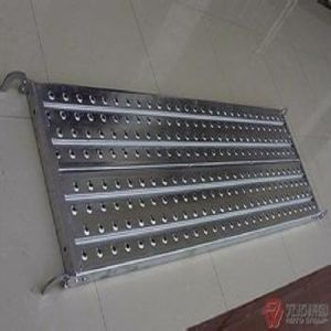 Ringlock Scaffolding Steel Plank Euro Style for Export pictures & photos