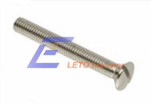 DIN964-Slotted Raised Countersunk Head Screws pictures & photos
