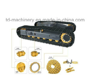 Whole Excavator Earthmoving Digger Undercarriage Parts From China Factory in Quanzhou pictures & photos
