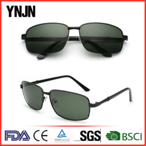 Hot Sale Custom Logo Mans UV400 Protective Sun Glasses (YJ-F8295) pictures & photos