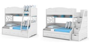 New Designs Children Wooden Bunk Bed (Goethe) pictures & photos