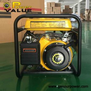 Powervalue 1kw The New Design Gasoline Generator with Brand Engine for Home Use pictures & photos