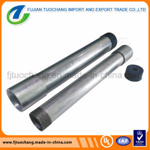 Hot DIP Galvanized Steel Carbon Steel Pipe pictures & photos