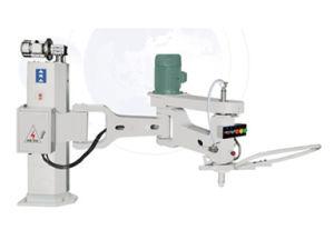 Semi-Auto Stone/Glass Polishing Machine for Profiling Granite/Marble Slabs pictures & photos