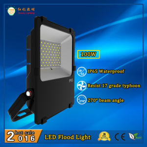 3 Years Warranty Ce RoHS IP65 Outdoor 100W LED Flood Light with Philips Brand LED pictures & photos