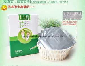Pilaten Bamboo Detoxification Therapy Treatment Foot Care Foot Mask pictures & photos