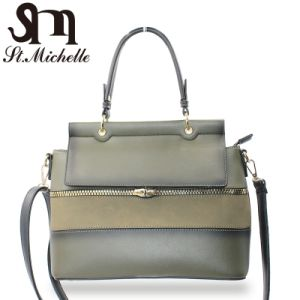 fashion and High Quality Ladies Leather Handbags pictures & photos