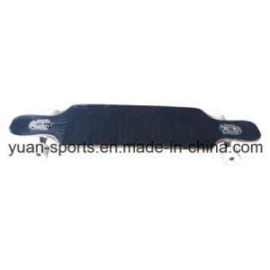 Durable 5 Layer Bamboo Skateboard Deck pictures & photos