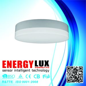 Es-Ml04c Ceiling Mounted LED Light with Microwave Sensor pictures & photos