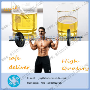 Injectable Anabolic Steroids Liquid Propionat Testosterone Propionate 100 for Bodybuilding pictures & photos